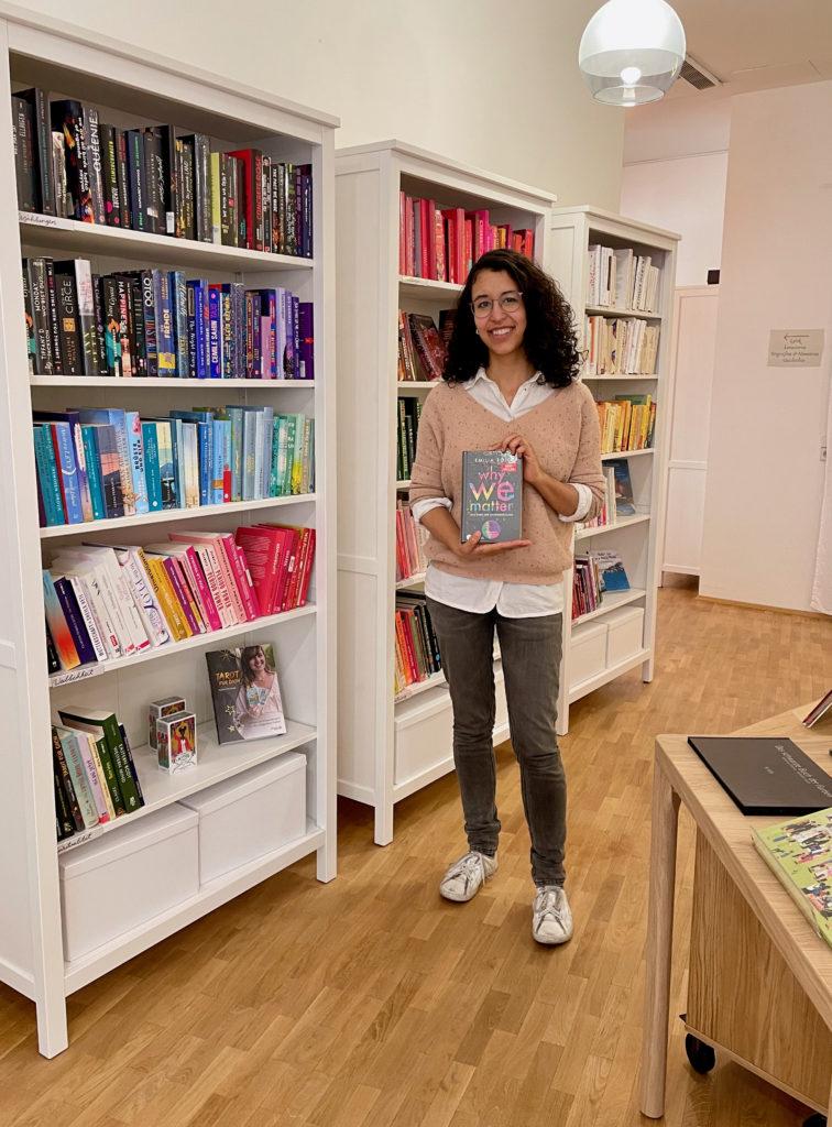 Gründerin Sarah Lutzemann