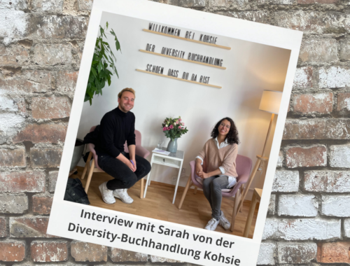 Beitragsbild Interview mit Sarah Lutzemann von Kohsie