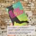Eine Hand hält das Buchcover von Dragoslava Barzut »Die Nähe verliehren« vor einer Steinwand. Davor ist ein Schriftzug mit dem Beitragstitel: »Schreiben und Erinnern gegen Gewalt und Einsamkeit. Dragoslava Barzut über lesbische Liebe, aufwachsen im Krieg und Fußball«